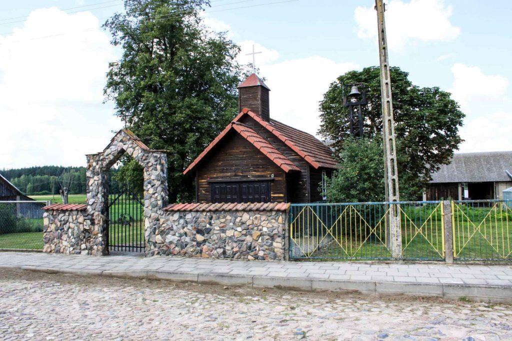Kaplica pw. Stanisława BM w Szaciłach